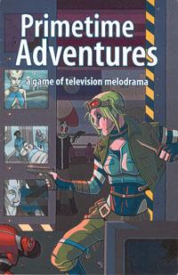 Primetime Adventures cover